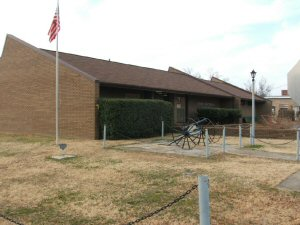 Pope County Atkins Centennial Library